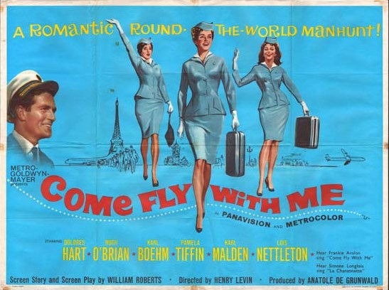 Watch come fly with me: episode 4 instantly on vudu